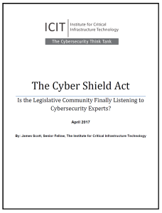 The Cyber Shield Act