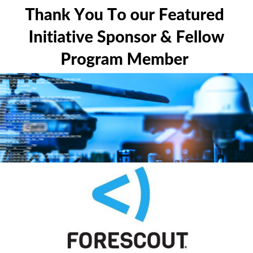 Forescout, Operational Technology, ICIT, Government Cybersecurity, OT, Industry 4.0, Industrial Internet of Things