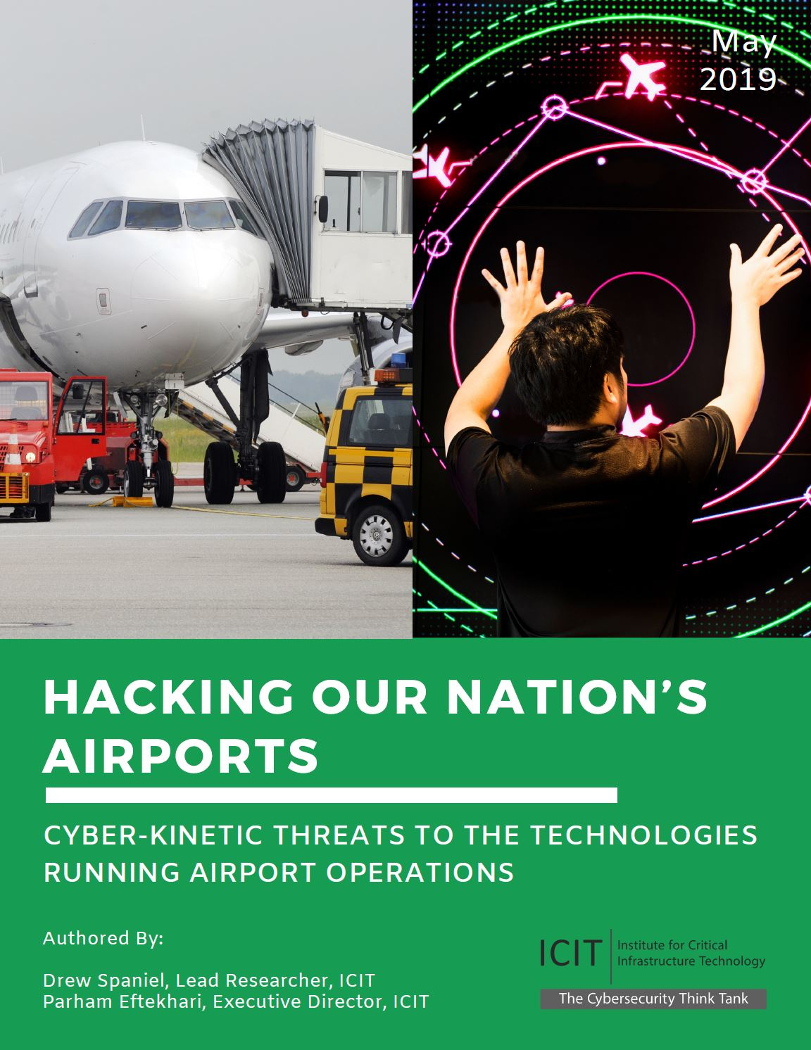 ICIT Brief - Hacking Our Nations Airports